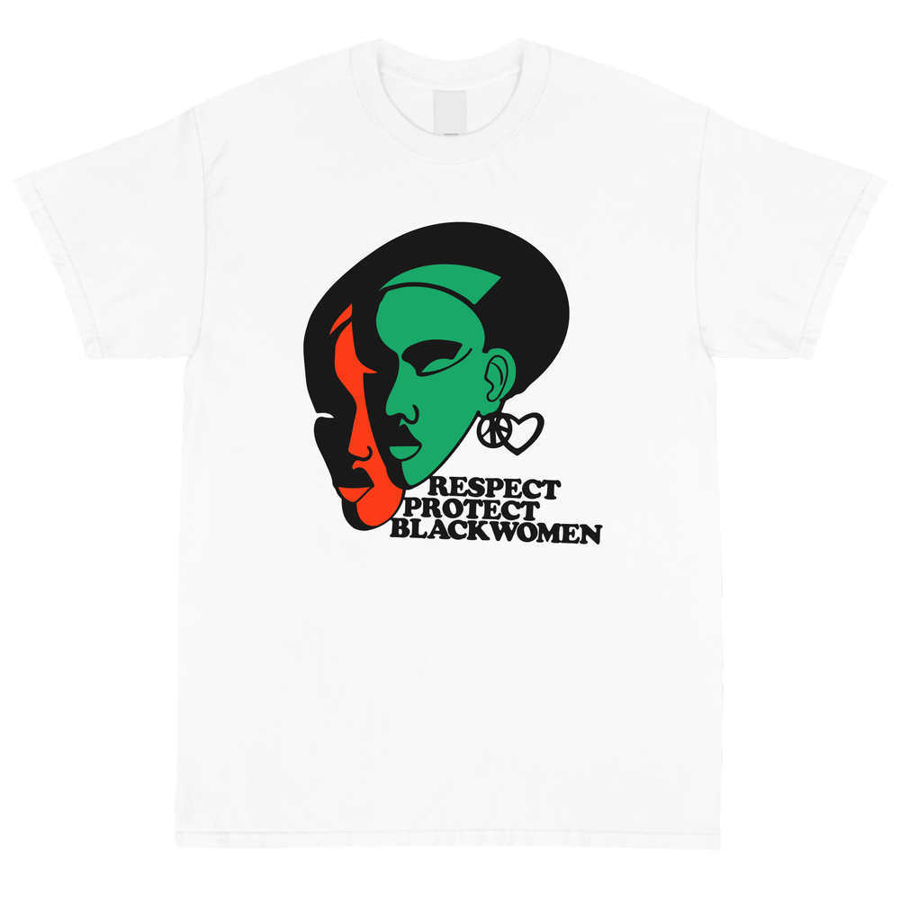 Image of RPBW White Faces T Shirt