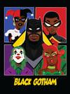 Black Gotham Shirts