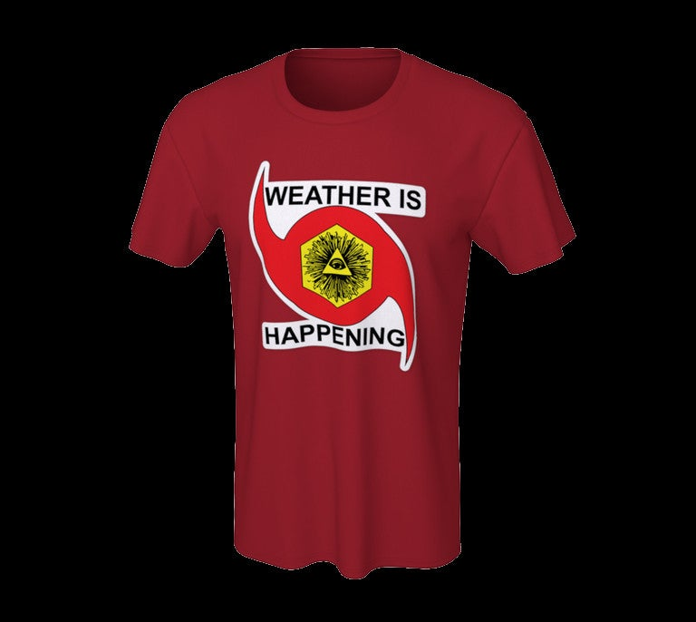 THE ACOLYTE'S TSHIRT: RED
