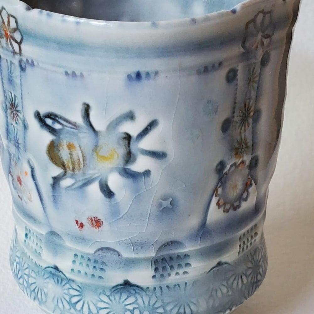 Image of Spring Frolic Porcelain Tumbler