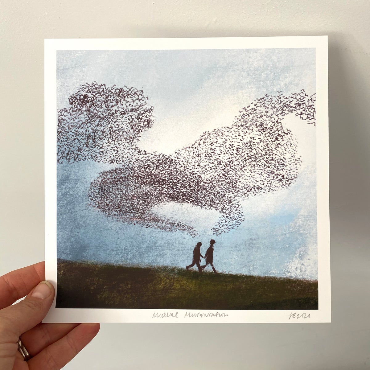 Image of 'Mutual Murmuration' Archive Quality Print