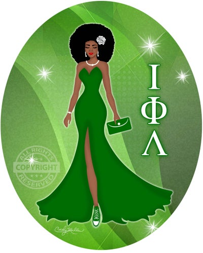 Image of Diva Stepping Out (Iota Phi Lambda)