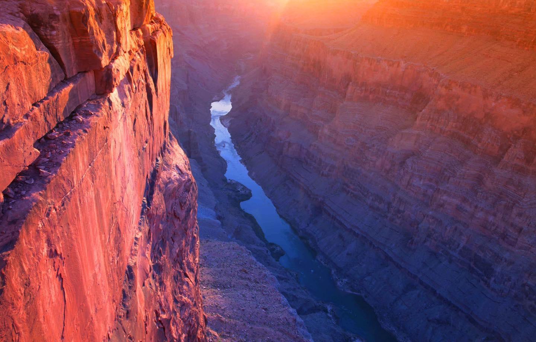 Image of Toroweap Sunrise
