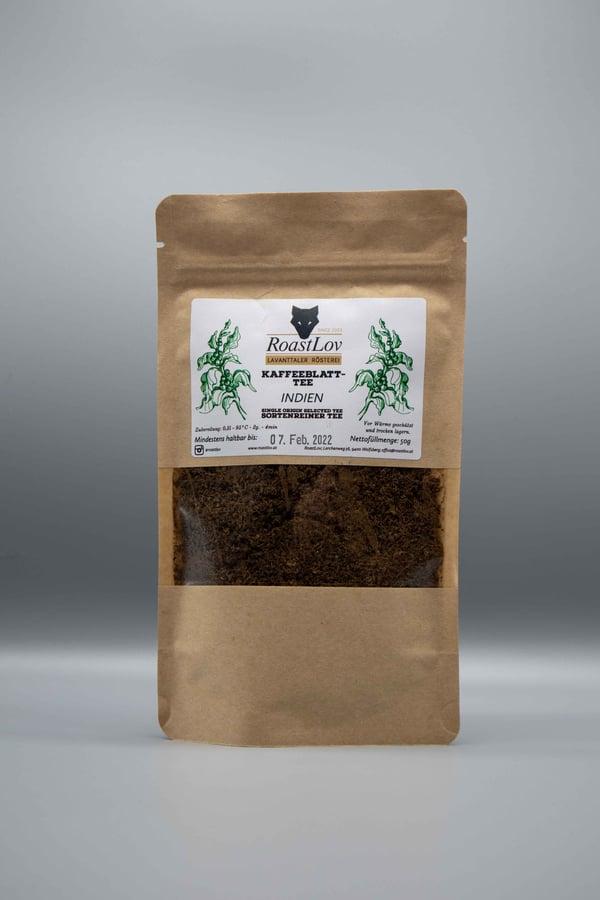 Image of Indien Kaffeeblatt-Tee