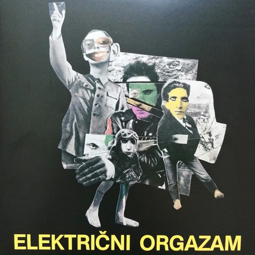 Image of Elektricni Orgazam LP 6096572, Croatia Records (Reissue '21, Deluxe, Book, DC, Yellow vinyl)