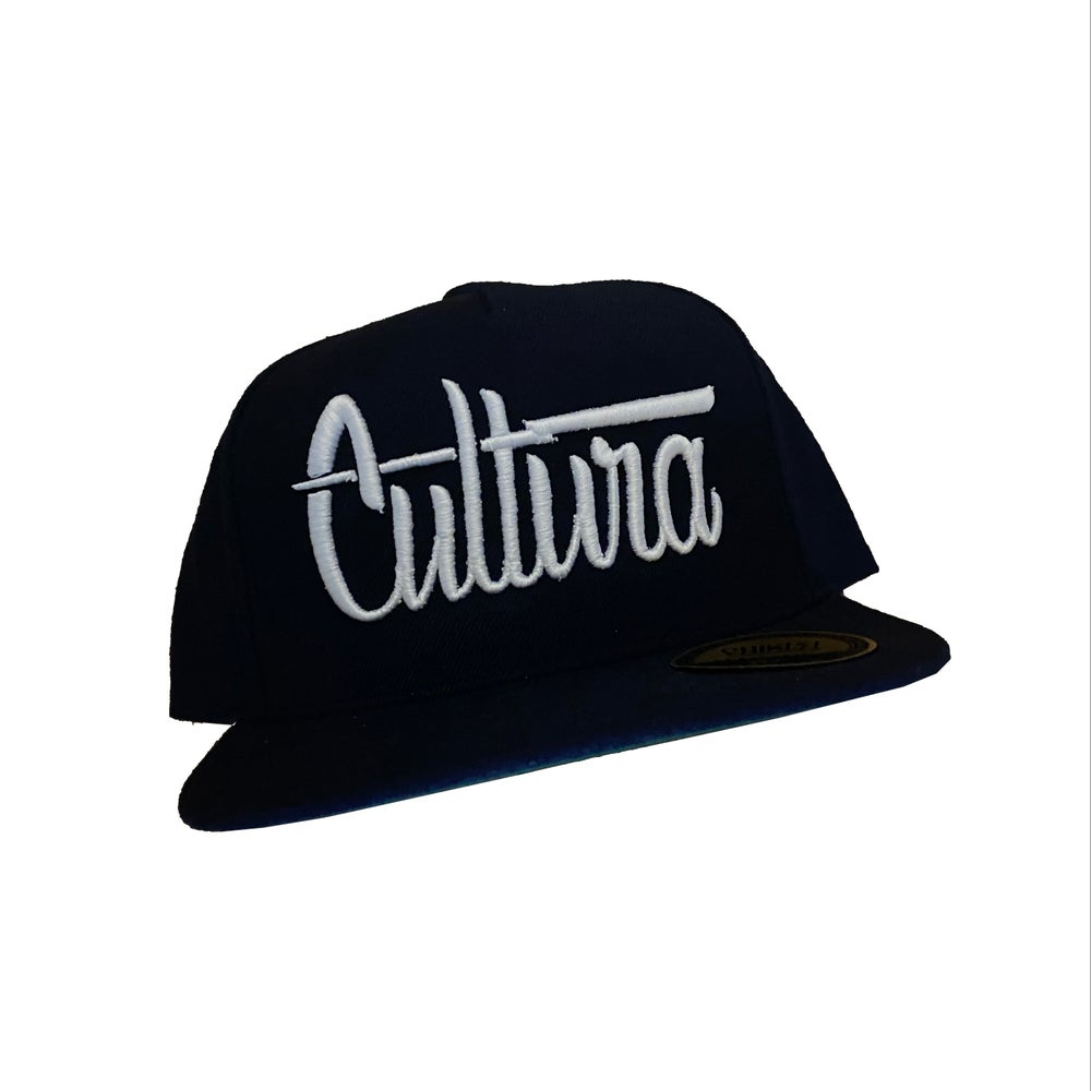Image of Cultura Snap Back Navy