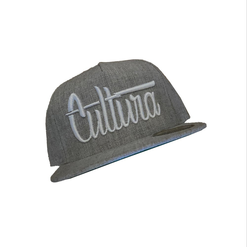 Image of Cultura Snap Back Heather Gray