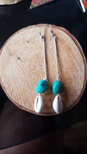 Cowrie Shell Ear-Rings Collection (1)