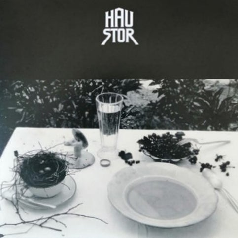 Image of Haustor-Haustor LP 6095995, Croatia Records (Reissue '21, Deluxe, Book, DC, Translucent Vinyl)