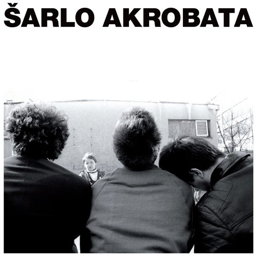 Image of Sarlo Akrobata-Bistriji ... LP 6096015, Croatia Records (Reissue '21, Deluxe, Book, DC, White Vinyl)