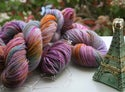 Limited Edition Anniversary Paint + Rinse Colorways - hand painted/dyed yarn