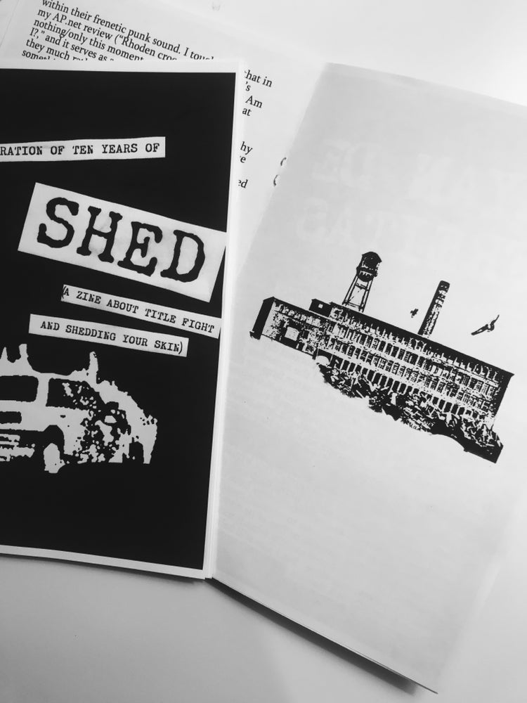 Image of Shed 10 Year Anniversary