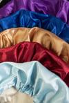 Vegan Silk Best Selling BOUK SOLID COLOUR BONNET