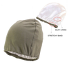 SATIN LINED BEANIE HATS