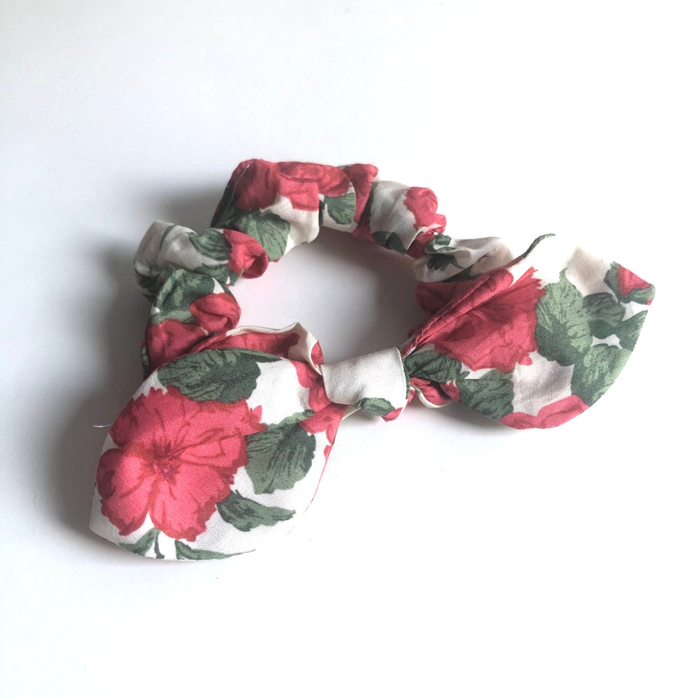 Image of Liberty Knot Bow Scrunchie #11