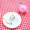 Kirby Float Dessert Necklace