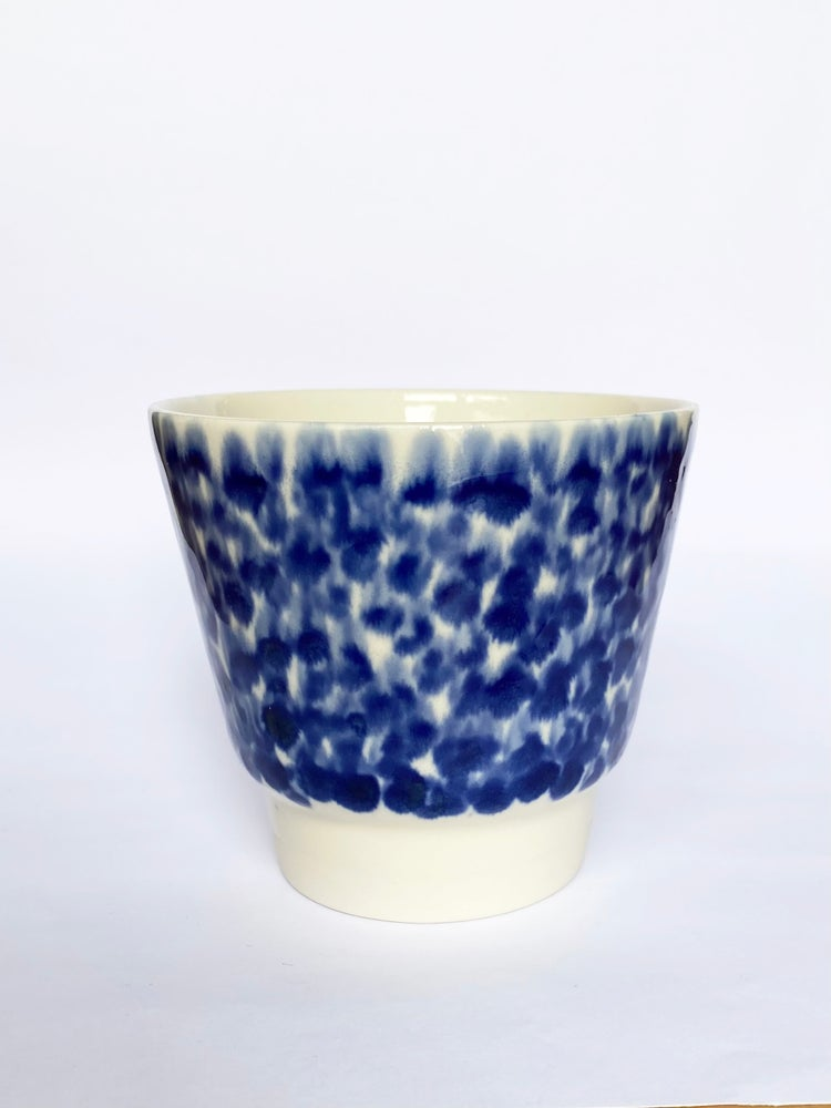 Image of Blue cup 115