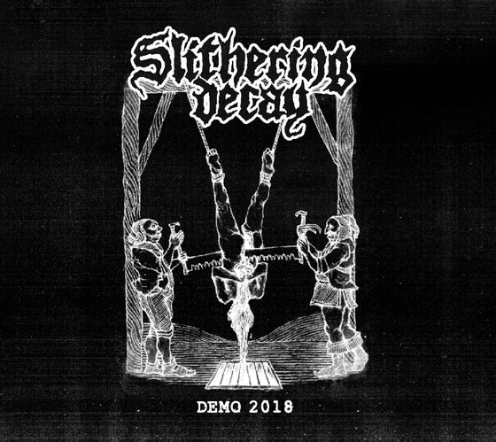 Image of Slithering Decay • Demo 2018 (CD Digipak)