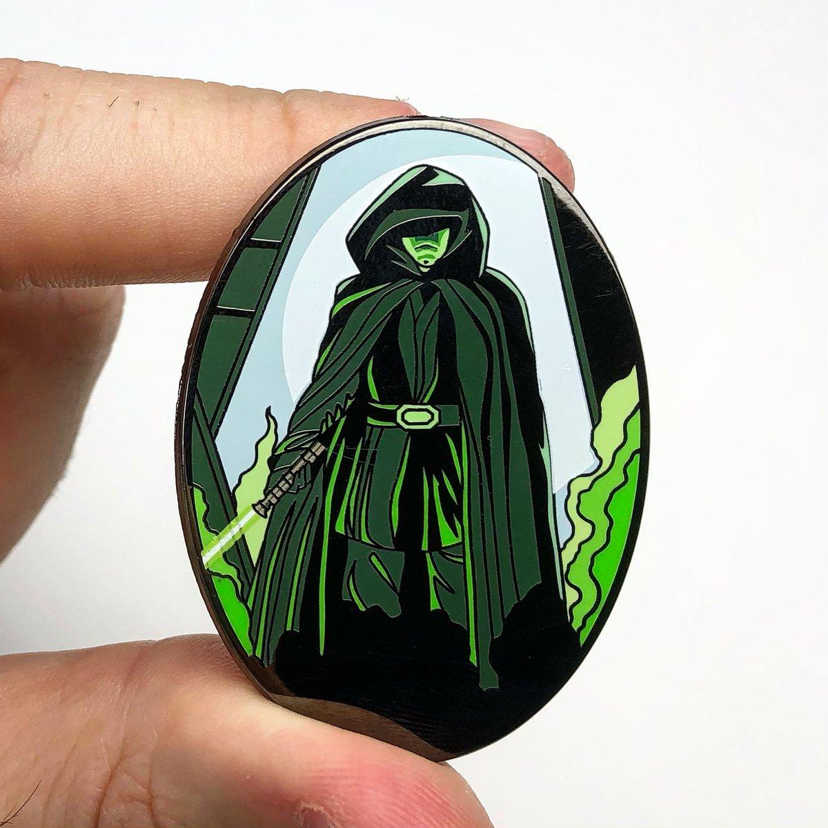 Image of 'Luke Legacy' Pin