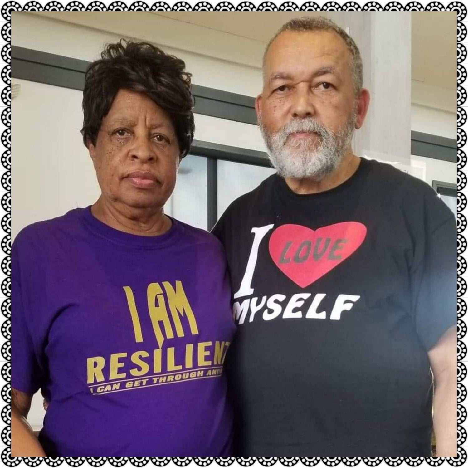 Image of I AM RESILIENT TEE