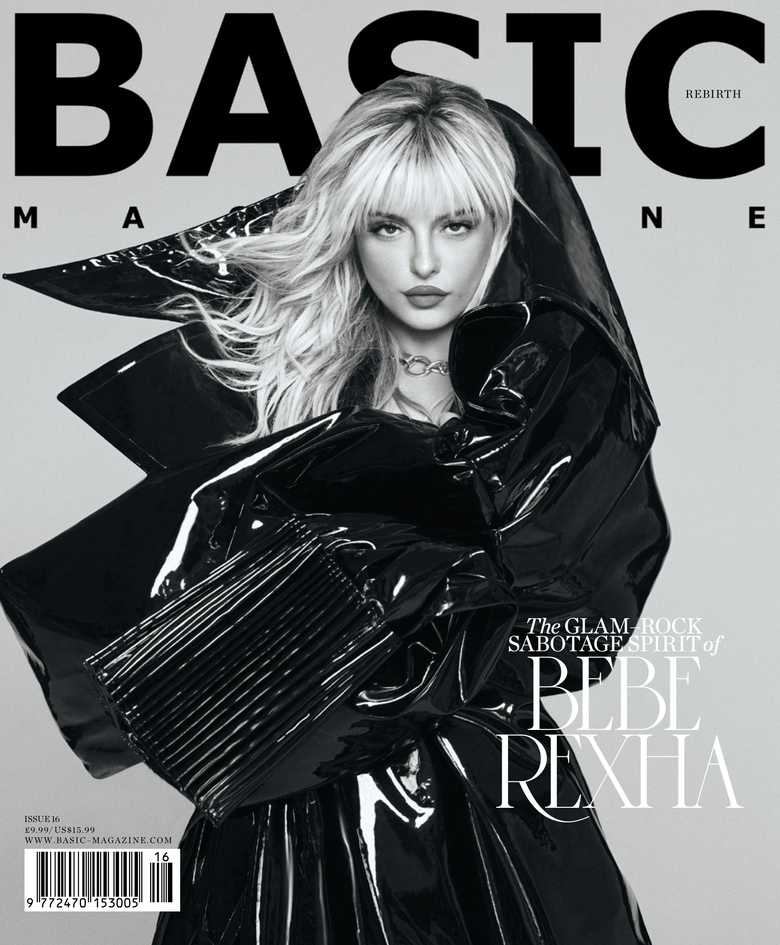 Image of Order BASIC  Bebe Rexha Cover || REBIRTH  Issue 16