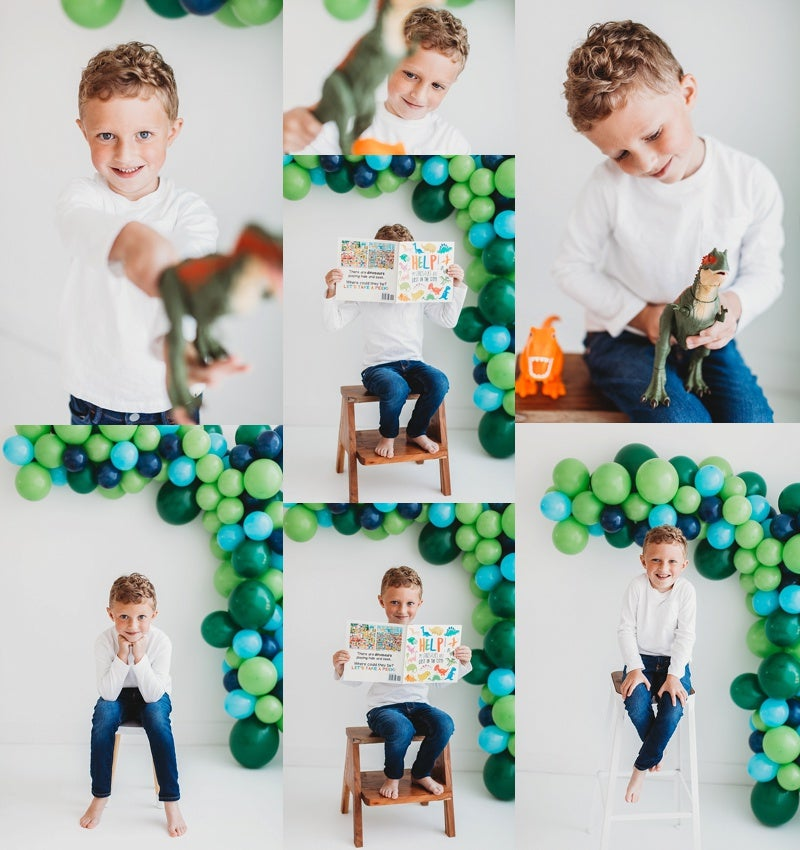 Image of Birthday Sessions