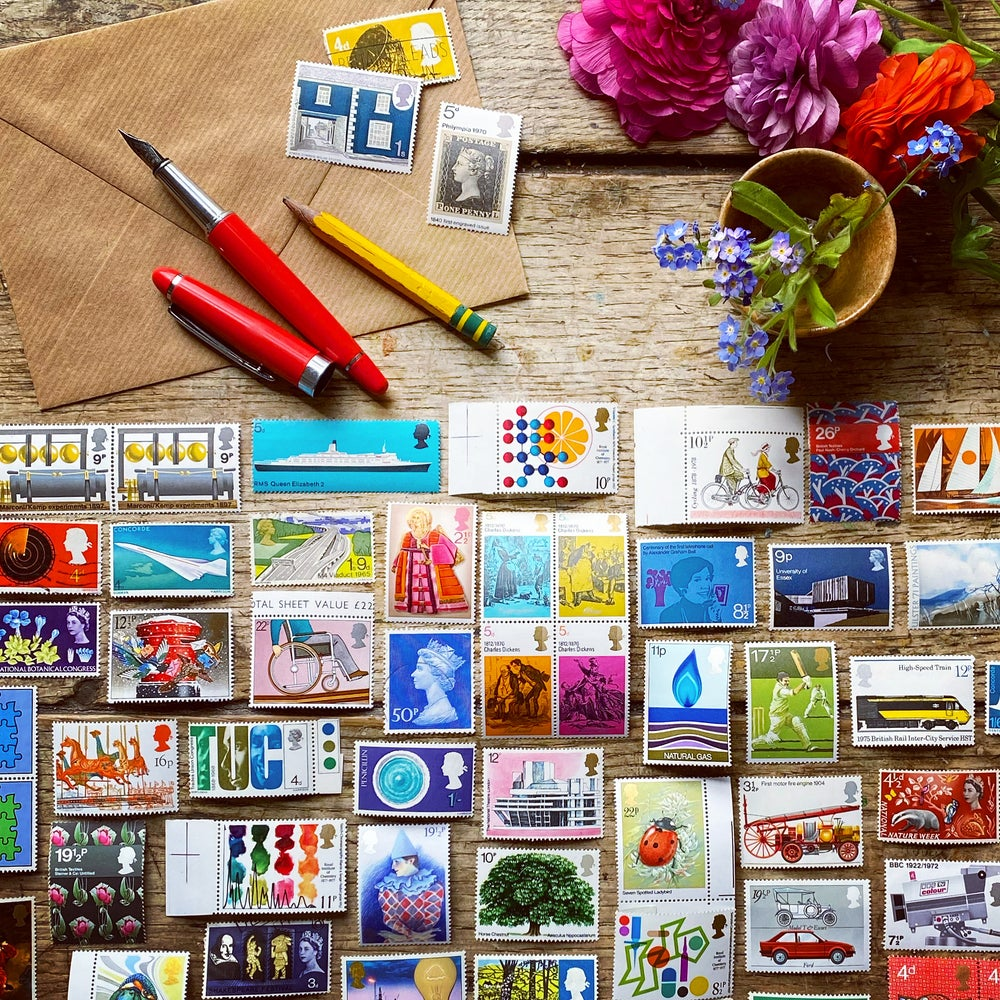 Image of 5ftinf Greetings Cards - Set 3
