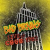 "BAD BRAINS - ""Live At CBGB, 1982"" LP"