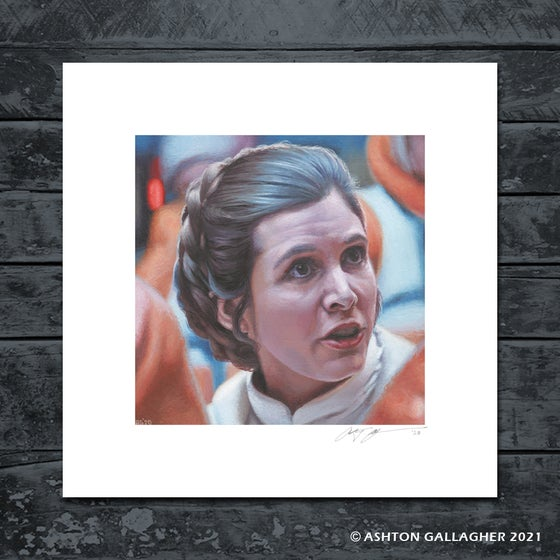 Image of LEIA MINI PRINT