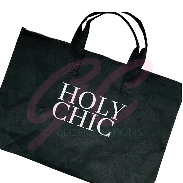 Image of Holy Chic Tote Bag