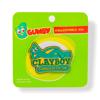 Gumby - Clayboy Enamel Pin