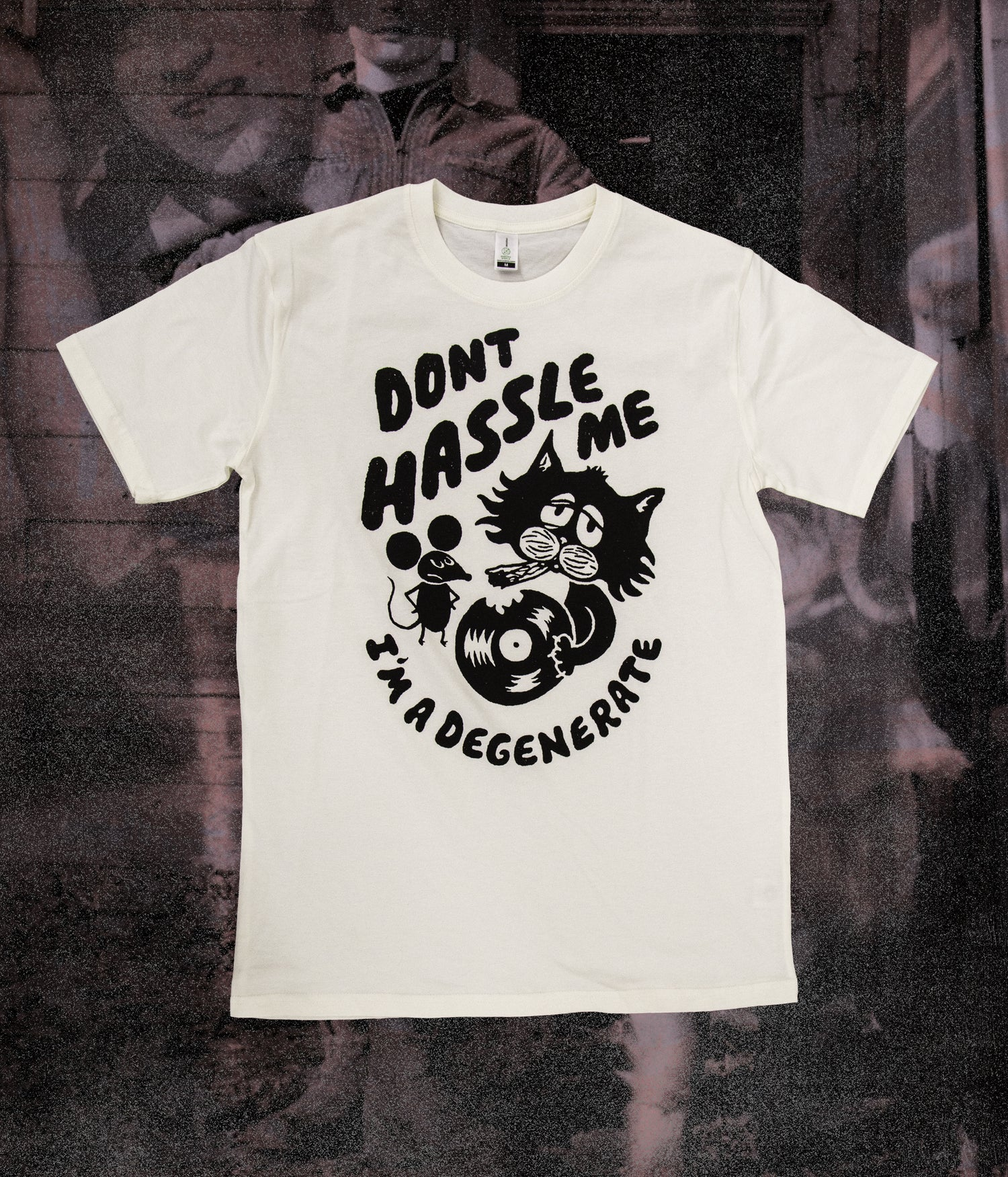 Don't Hassle Me tee