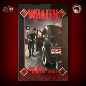 Image of JOE HILL 2021 CHARITY EVENT 6: SIGNED Wraith TPB FIRST PRINTING