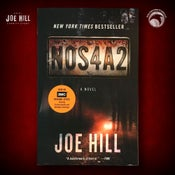 Image of JOE HILL 2021 CHARITY EVENT 12: SIGNED NOS4A2 PB