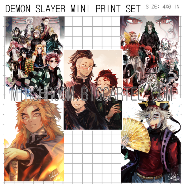 Image of KnY Mini Print Set