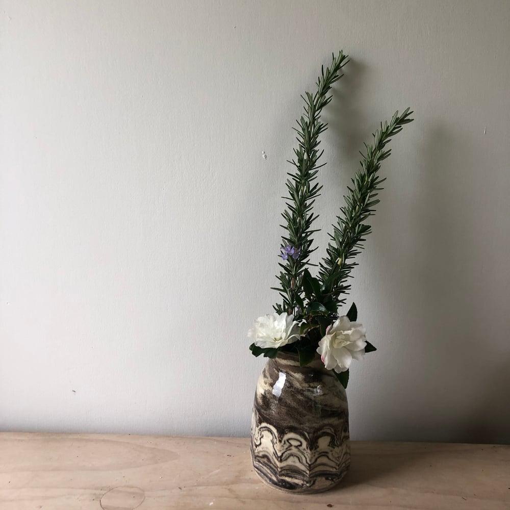 Image of Marble vase