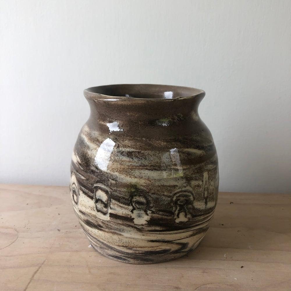 Image of Marble vase 2