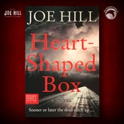 Image of JOE HILL 2021 CHARITY EVENT 13: SIGNED Heart-Shaped Box - Advance Readers Edition