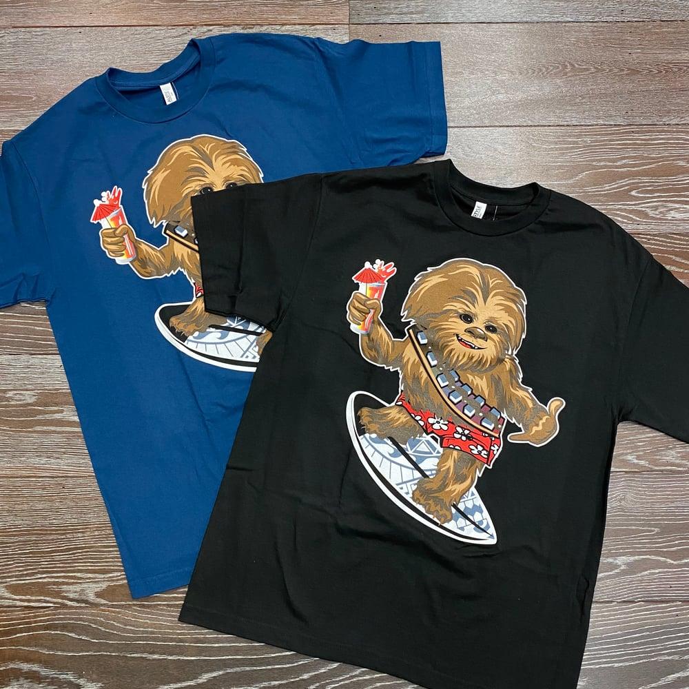 Image of Chewy Pau Hana Men's Tshirt