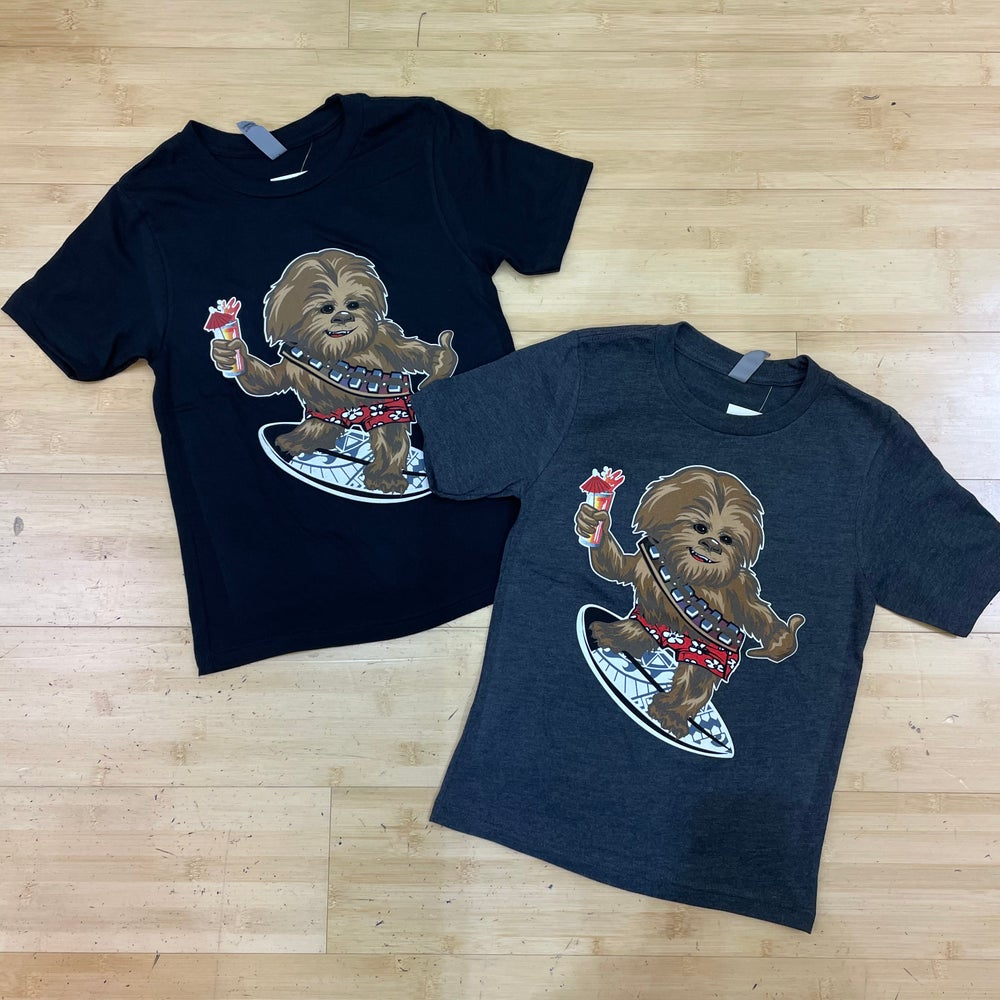 Image of Chewy Pau Hana Kids T-Shirt