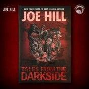 Image of JOE HILL 2021 CHARITY EVENT 28: SIGNED Tales from the Darkside HC (Wilson cover) FIRST PRINTING