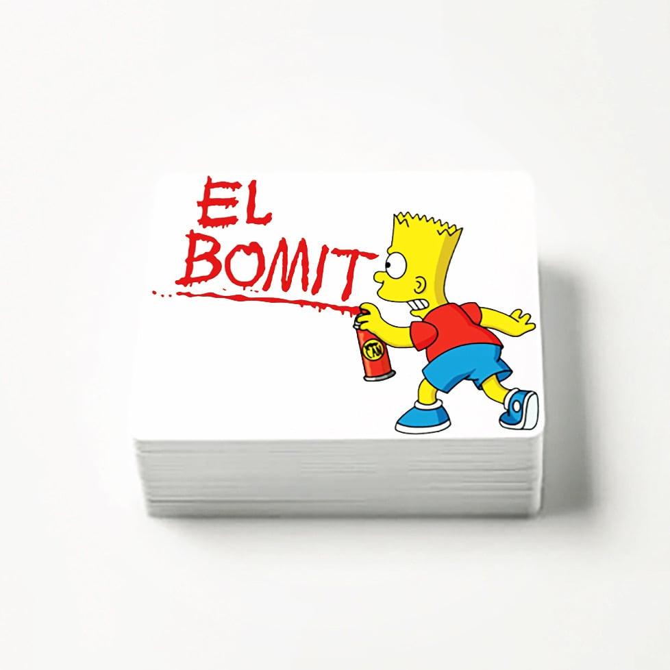 """Image of Bomit """"El Barto"""""""
