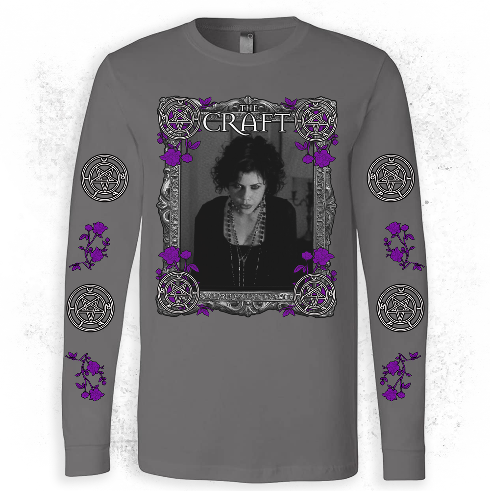 Image of Evil Witch Longsleeve