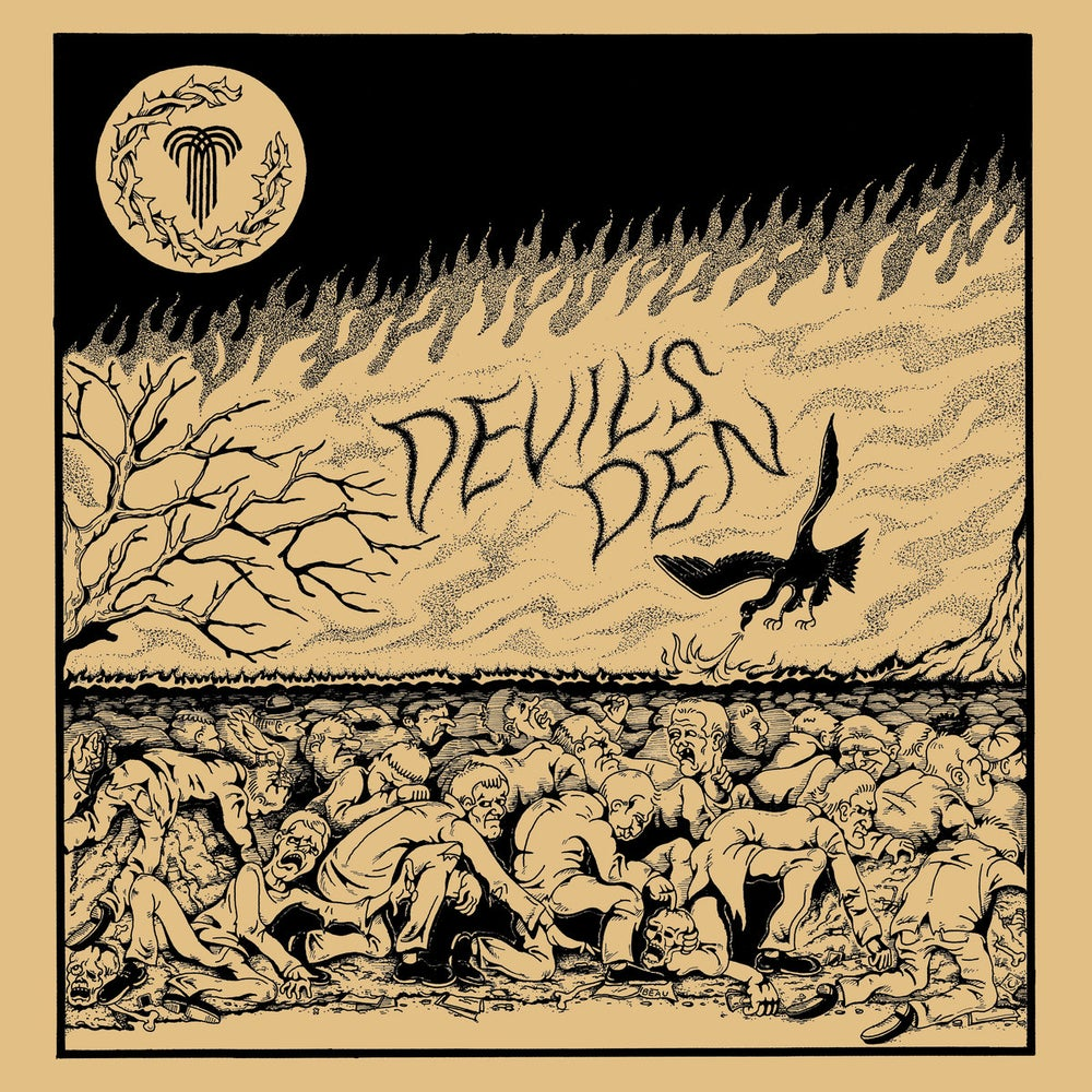 Devil's Den - Barbed New Religion 12""
