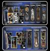 Starwars Santa Cruz Skateboards Luke Skywalker and Droids R2-D2 & C-3PO