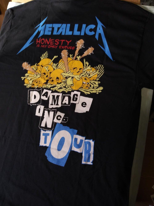 Metallica Damage Inc T-Shirt