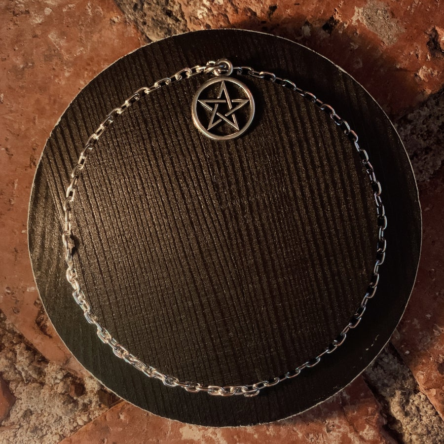 Image of Pentacle Necklace