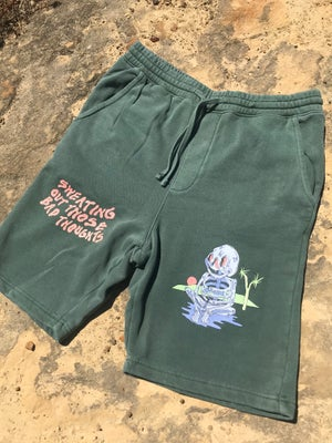 Image of Bad Thoughts Sweatshorts