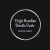 VIRGIN BRAZILIAN EXOTIC CURLY
