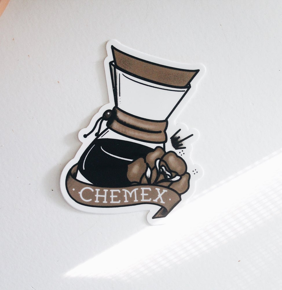 Image of Chemex Sticker